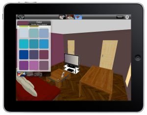 Home Design 3D by LiveCAD : decorate your room