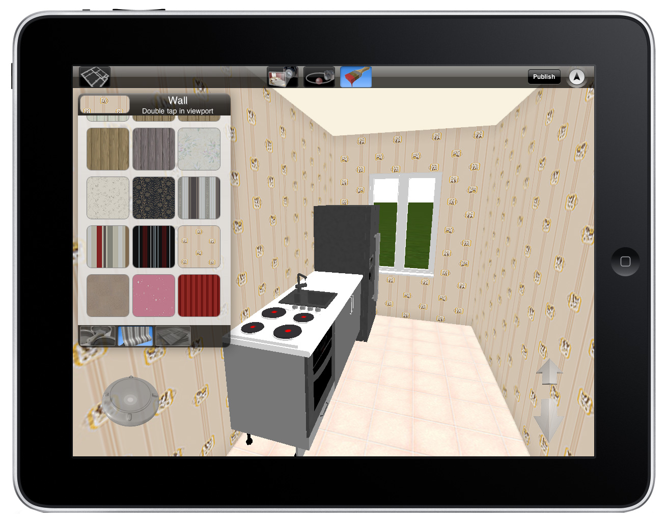 Home Design 3D iPad by LiveCAD
