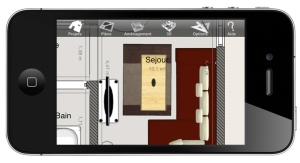 Home Design 3D by LiveCAD sur iPhone et iPod Touch